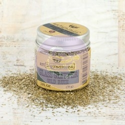 Art Ingredients Glass Glitter - Gold Rush 56g