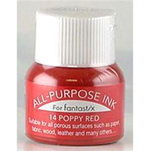 Tinta All Purpose Ink Poppy Red